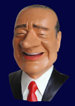 Buste Jacques Chirac
